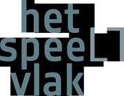 Het Speelvlak Logo